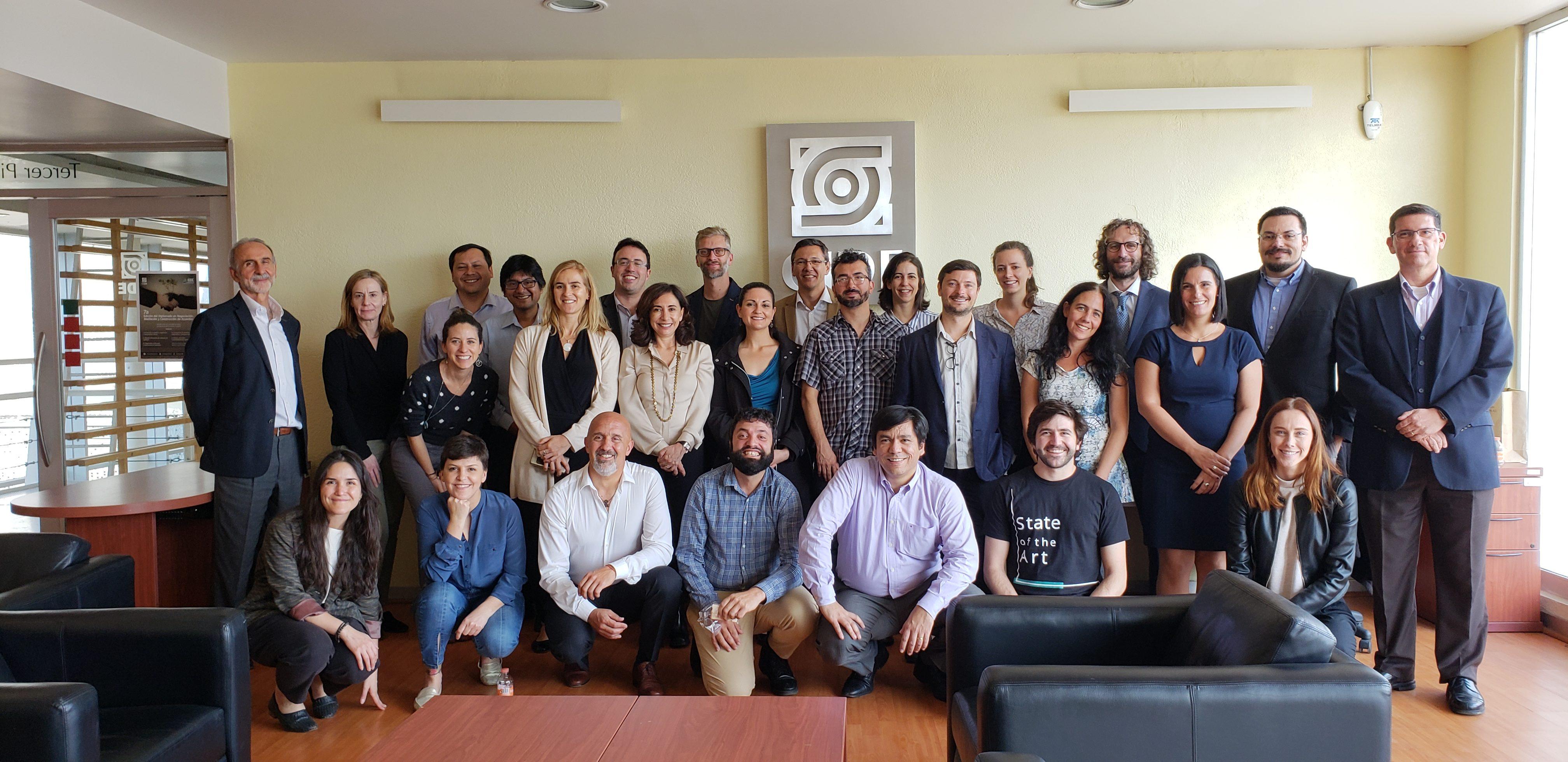 lnteligencia Artificial y Desarrollo en America Latina: bases para una iniciativa regional