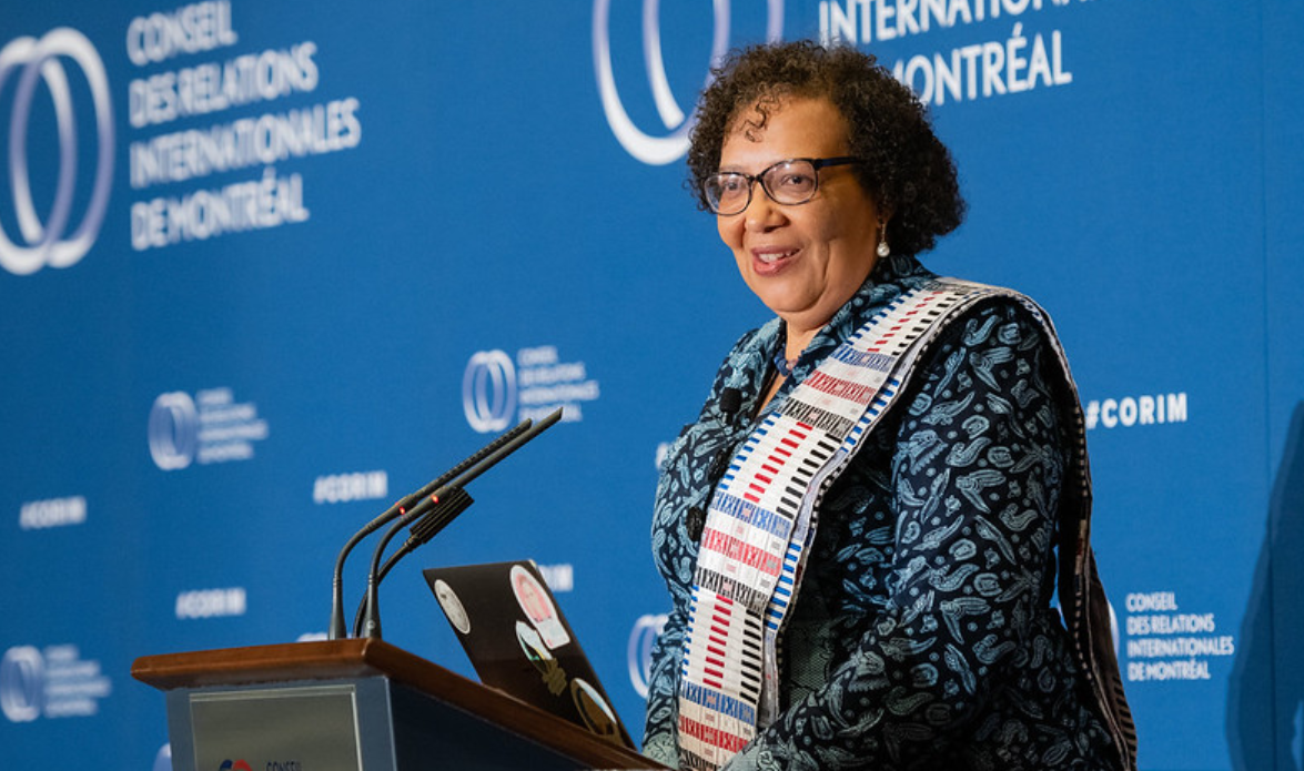 UNESCO's Dorothy Gordon: The Impact of Artificial Intelligence on International Development