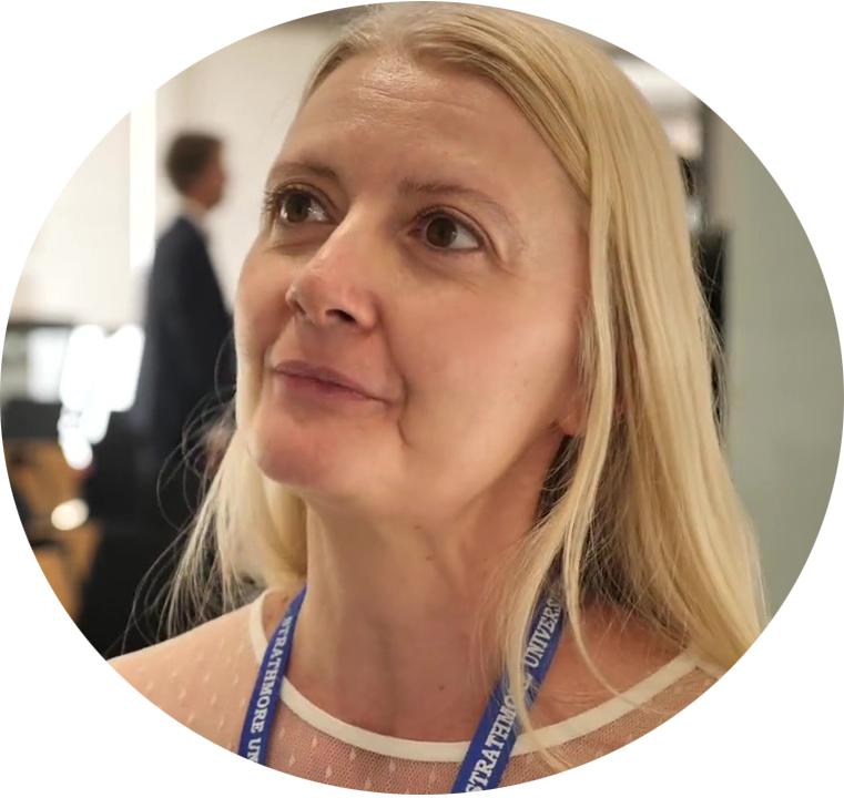 Maria Fasli, University of Essex, UNESCO Chair in Data Science and Analytics