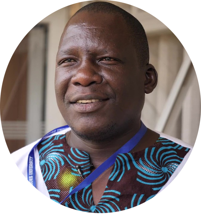 Philip Apodo Oyier, Jomo Kenyatta University of Agriculture and Technology