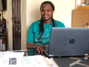 Dr. Pamela Kimeto, Kabarak University, School of Medicine and Health Sciences