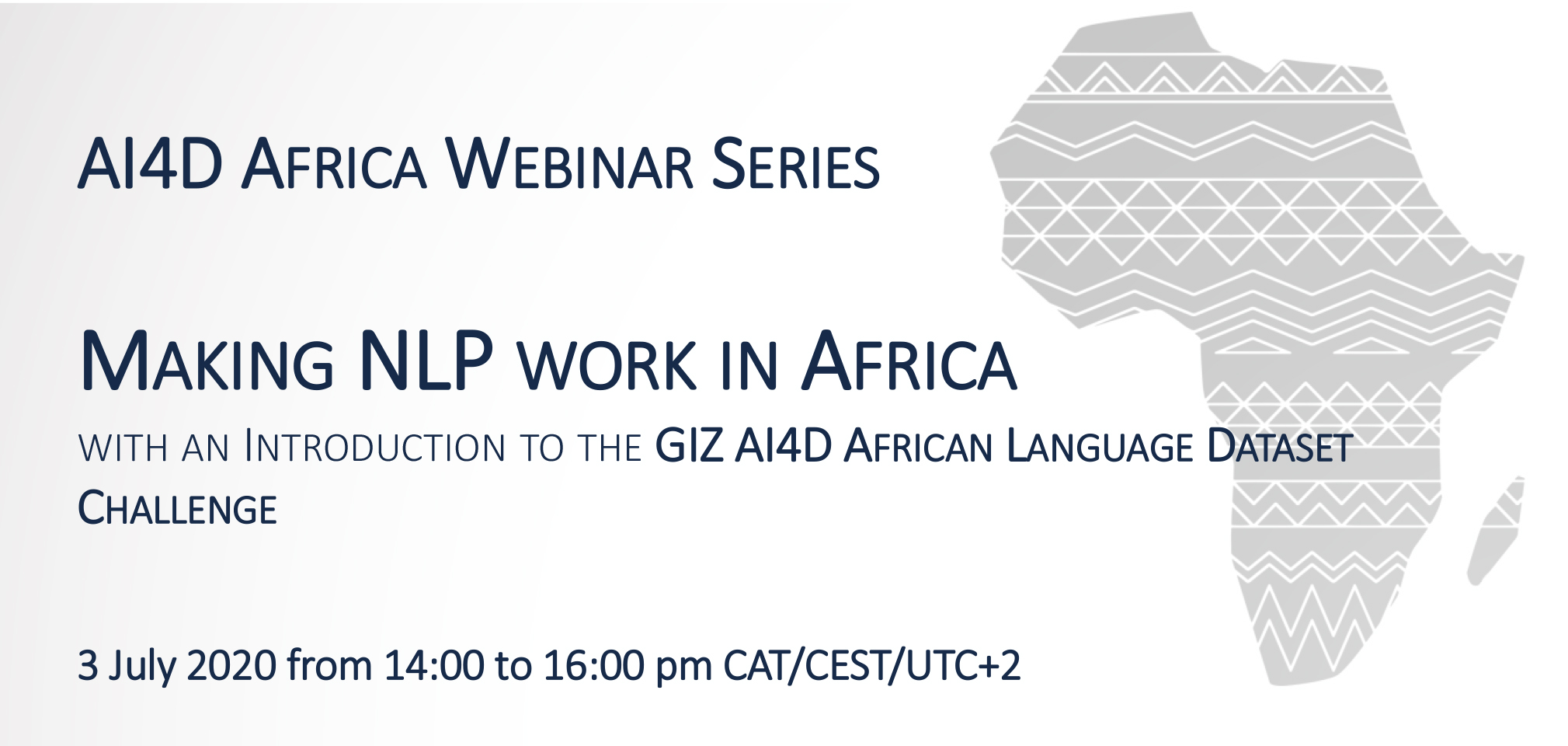 Join us for the kickoff session of the A4D Africa webinar series