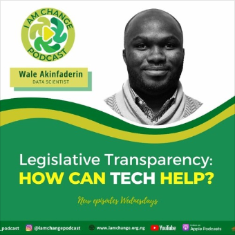 New podcast by Wale Akinfaderin on AI used to make parliamentary documents more available to average Nigerians